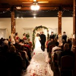 Wedding The Troutdale House 11.11 1