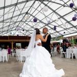 Wedding Log House Garden 6 9.12