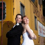 Wedding The Troutdale House 11 8.12