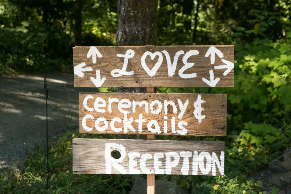 Neal Creek Resort Wedding