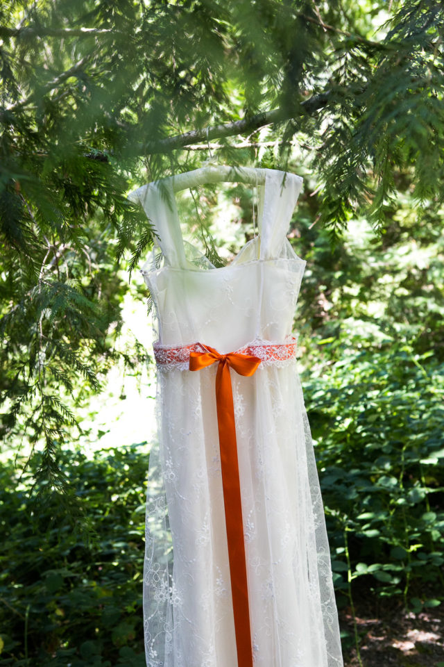 Wedding Dress, Neal Creek Resort